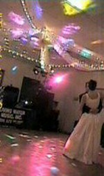 Garter Toss Minnesota DJ Wedding Dance