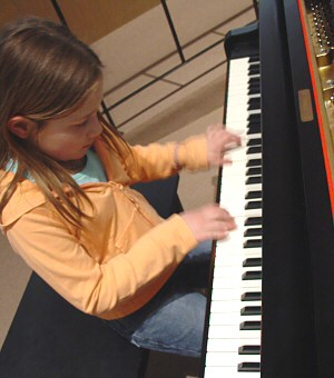 Beginner Piano Lessons Minnesota