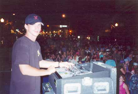 Street Dance DJ Entertainment Minnesota Wisconsin