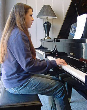 Beginner Piano Lessons Northern Minnesota