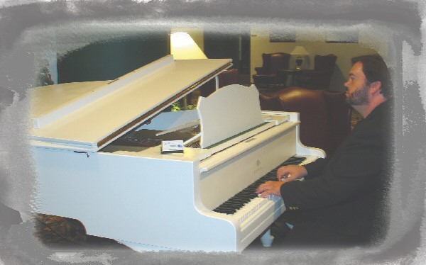 Pianist for Company Parties, Piano Man, Corporate Parties, Music for your Company Party